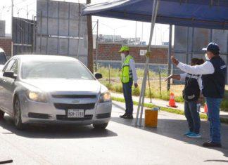 Refuerza Gobierno del Estado operativo sanitario para evitar viajes no esenciales de Texas a Tamaulipas