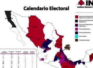 Retrasarían proceso electoral por pandemia