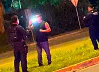 Dan de baja a policías que agredieron a reportero