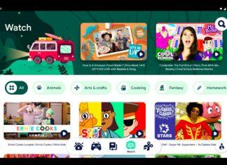 Google lanza Kids Space