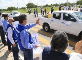 Realiza Gobernador gira de trabajo por Reynosa