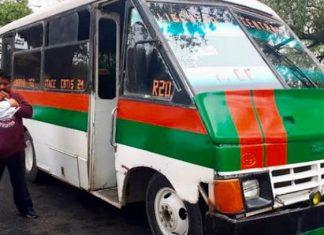 Sin ganancias dueños de microbuses