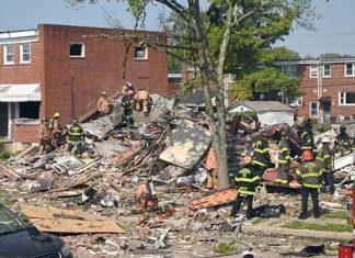 Gran explosión en Baltimore; hay múltiples heridos entre ellos niños