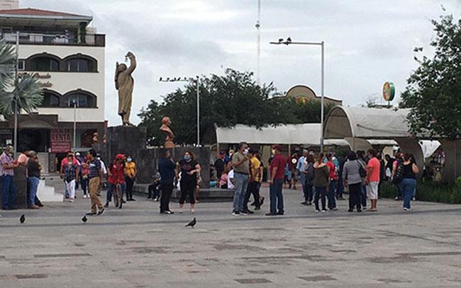 Inicia reactivación económica en Reynosa