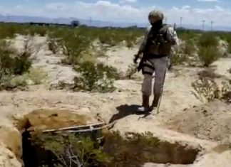 Militares han localizado y sellado más de 200 tomas clandestinas en Nuevo León y Tamaulipas