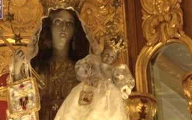Restauran a La Virgen de La Merced
