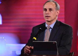 Senadores denuncian a Hugo López-Gatell por pandemia de Coronavirus
