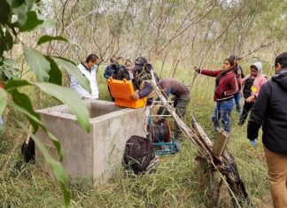 Operativos de búsqueda en Río Bravo