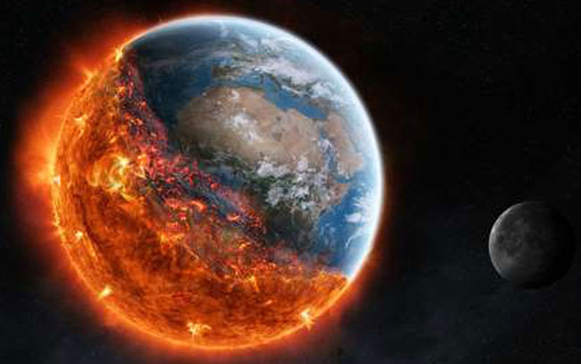 2020, segundo año más caluroso de la historia