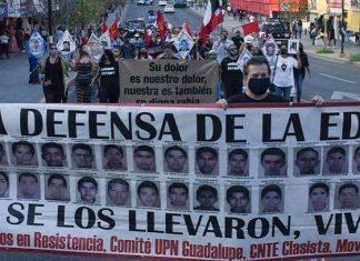 """Formal prisión a """"El Mochomo"""" por desaparición de normalistas de Ayotzinapa"""