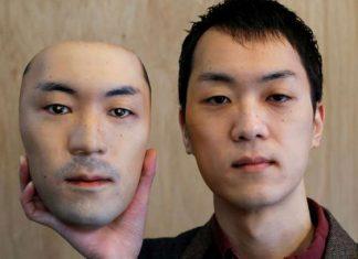 Japón pone a la venta mascarillas hiperrealistas