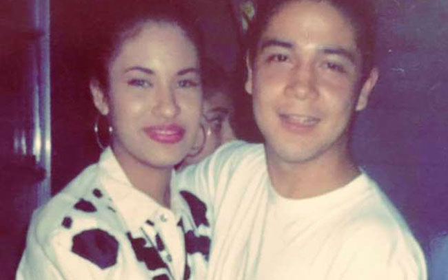 Los Quintanilla querían borrar al viudo de Selena, The Serie