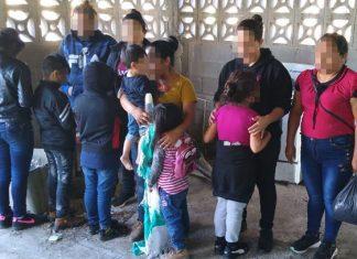 Rescatan a 11 migrantes centroamericanos en Reynosa