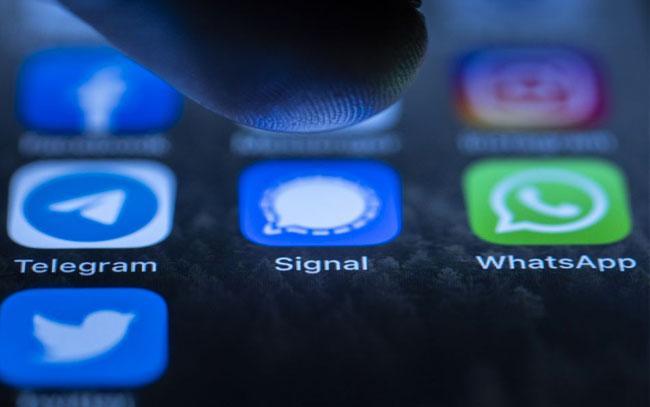 Cuáles son las apps de mensajería más seguras