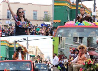 Desfile Internacional reafirma amistad entre Brownsville y Matamoros