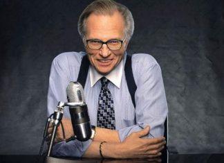 Murió el presentador Larry King