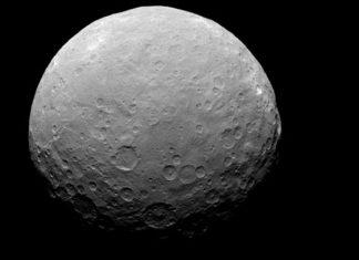 Proponen científicos crear asentamiento humano en órbita de Ceres