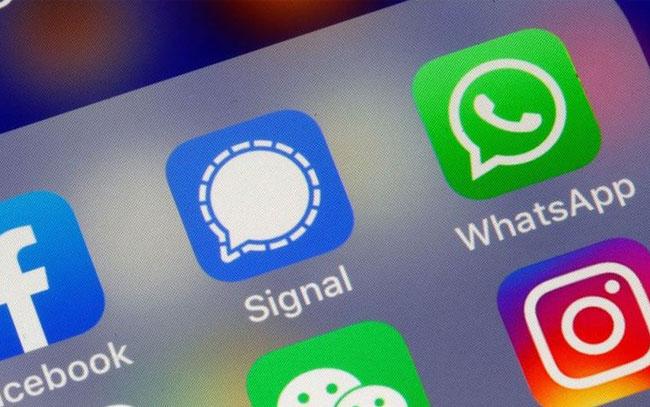 Telegram y Signal registran millones de descargas