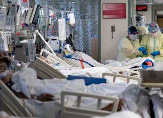 Se llenan los hospitales en Tampico