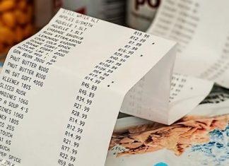 Multas a tiendas que revisen tu ticket de compra