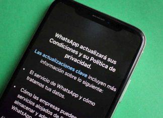 Las restricciones si no aceptas las políticas de privacidad de WhatsApp