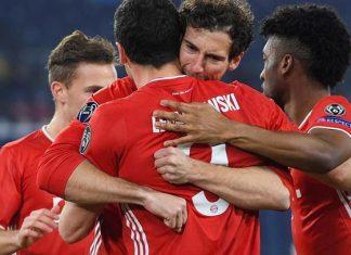 Bayern Múnich impone récord de duelos invicto como visitante en Champions
