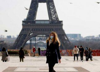 Francia prende alertas por covid