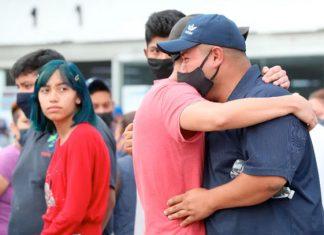 Continúan hospitalizadas 38 personas tras colapso de Línea 12 del Metro