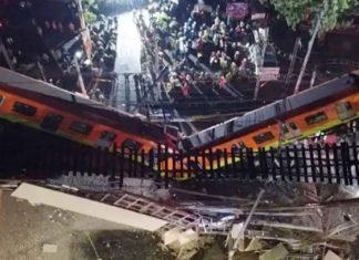 Siguen hospitalizadas 16 personas tras accidente en L-12 del Metro