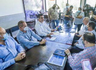 Sostiene Chuma Moreno reunión con Atlético Reynosa