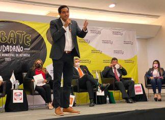 Triunfa Carlos Peña Ortiz con las mejores propuestas