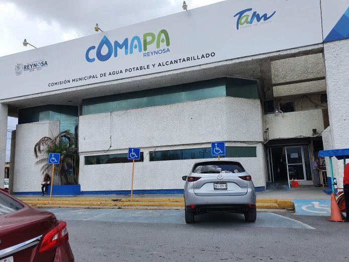 Reynosa sin agua y Comapa en la obscuridad