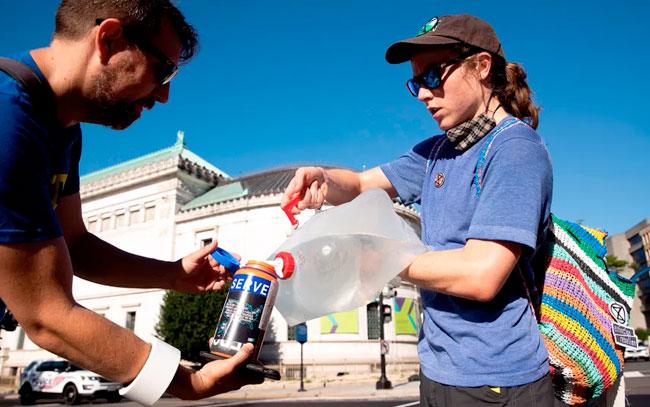 Al menos cinco muertos por ola de calor sin precedentes en Estados Unidos