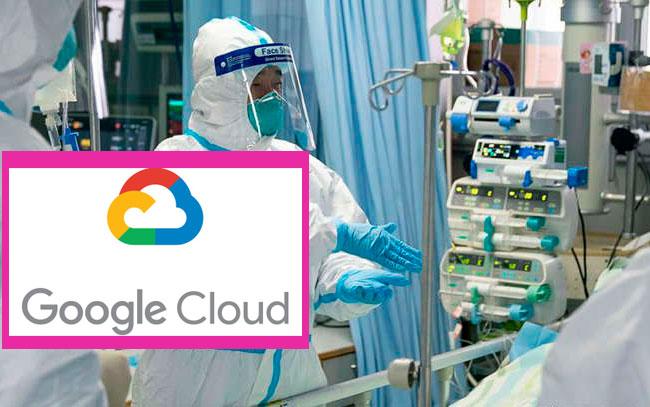 Encuentran en Google Cloud secuencias genéticas del coronavirus