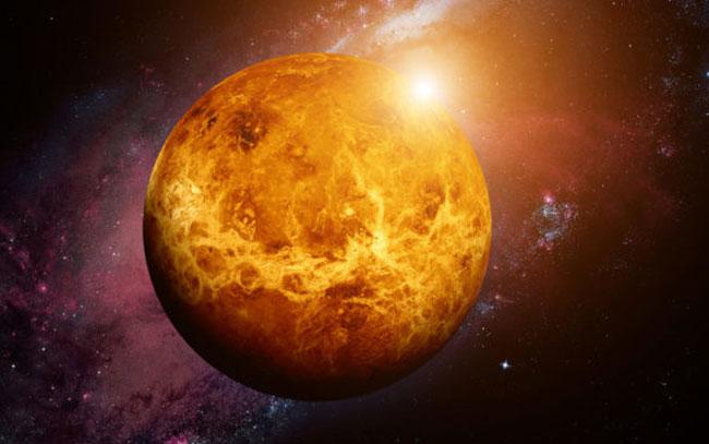 Venus podría seguir activo