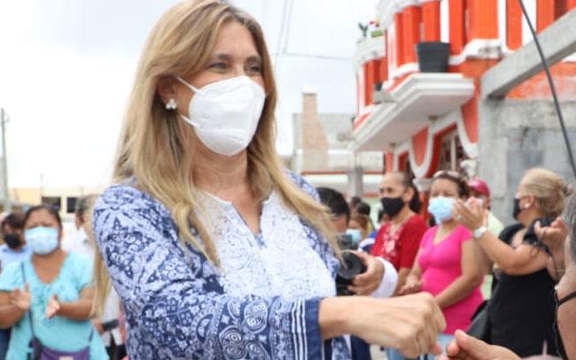 A Tamaulipas le hace falta una mano amiga, una mano de mujer: Maki
