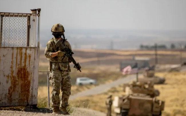 Estados Unidos bombardeó posiciones de milicias apoyadas por Irán en zonas fronterizas entre Siria e Irak, sin que se sepa hasta el momento el saldo