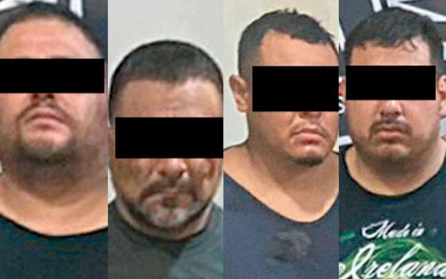 Detienen a 8 más por masacre en Reynosa