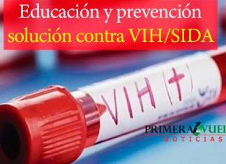 Educación, prevención y solucion contra VIH SIDA