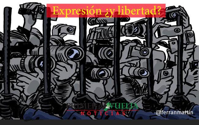 Expresión ¿y libertad?