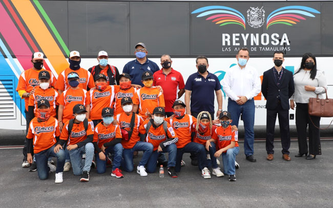 Arranca hoy en Reynosa el Nacional de Beisbol Infantil de Williamsport