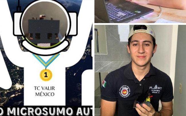 Estudiantes mexicanos ganan torneo internacional de robótica