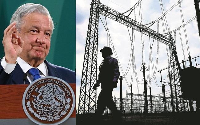 Dan luz verde a reforma eléctrica de AMLO