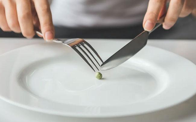 De comer sano a obsesión enfermiza