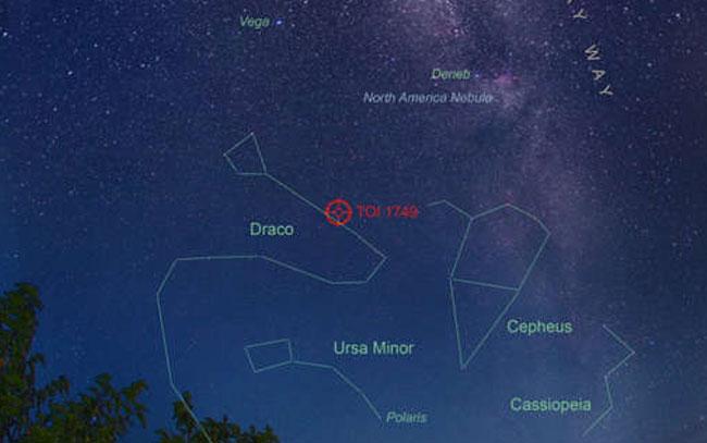 Observatorio astronómico descubre un sistema multiplanetario