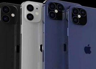 En 2 meses presentarán el iPhone 13