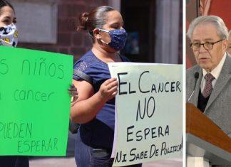 Exagerado reclamo por desabasto de medicinas para el cáncer: Alcocer