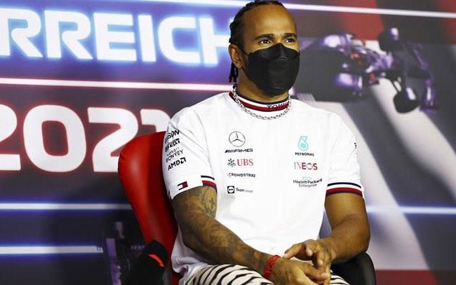 Firma Hamilton con Mercedes hasta 2023