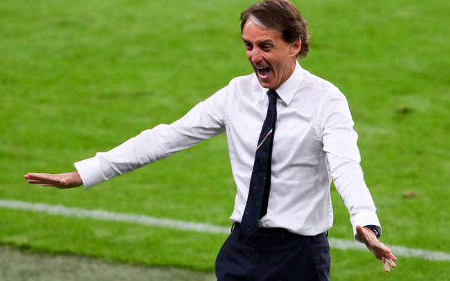 Italia va por el triunfo en la final de la Eurocopa