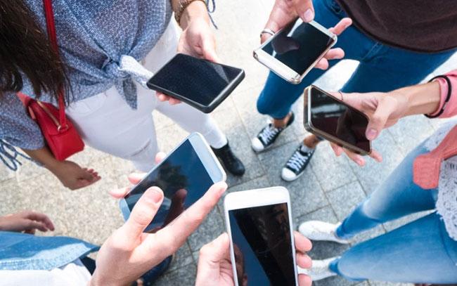 México es uno de los mercados más grandes de smartphones
